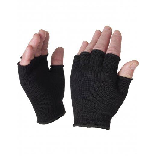 Sealskinz - Fingerløse Merino uld handsker
