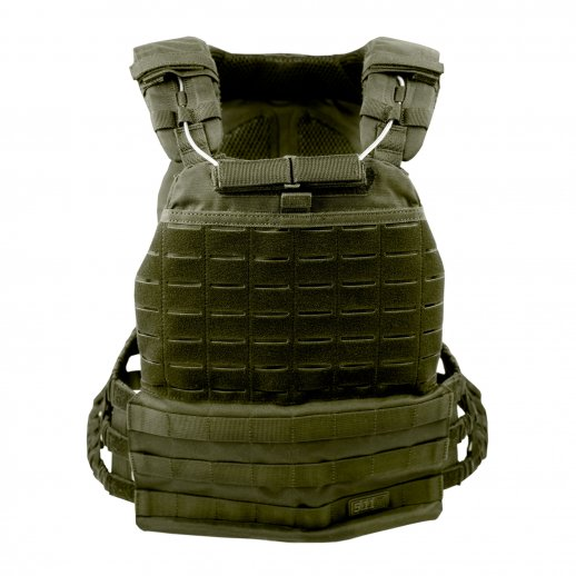 5.11 Tactical - Tactec Plate Carrier - Oliven