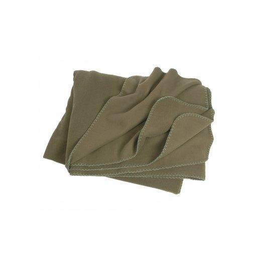 Tæppe af blød fleece fra Mil-Tec