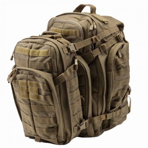 5.11 Tactical Rush Tier System - Sandstone
