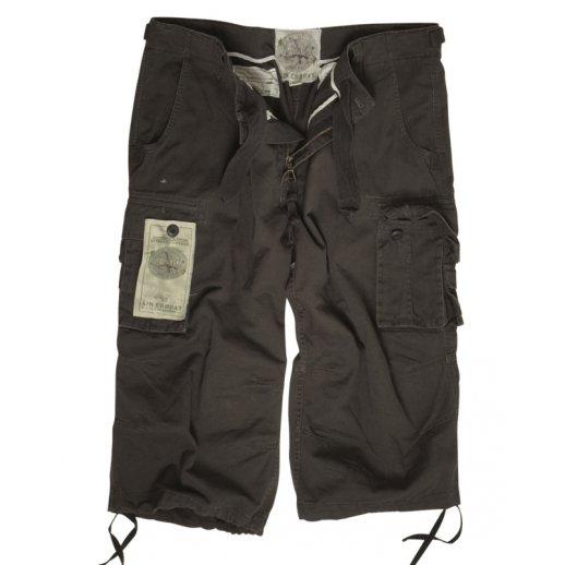 AIR COMBAT 3/4-PANTS i SORT