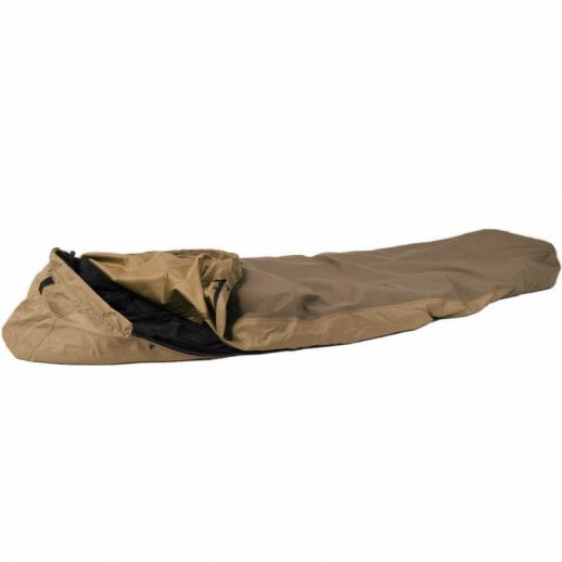 Sovepose Bivi Bag - Vandtæt cover - Coyote