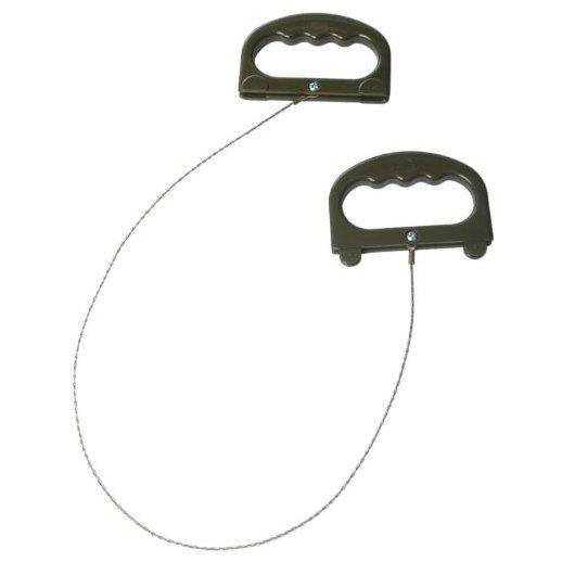 Wire Sav med plasthåndtag