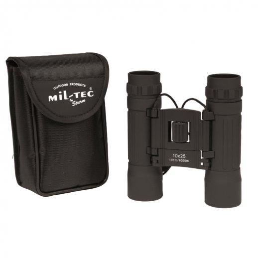 Kompakt Kikkert 10x25mm - SORT