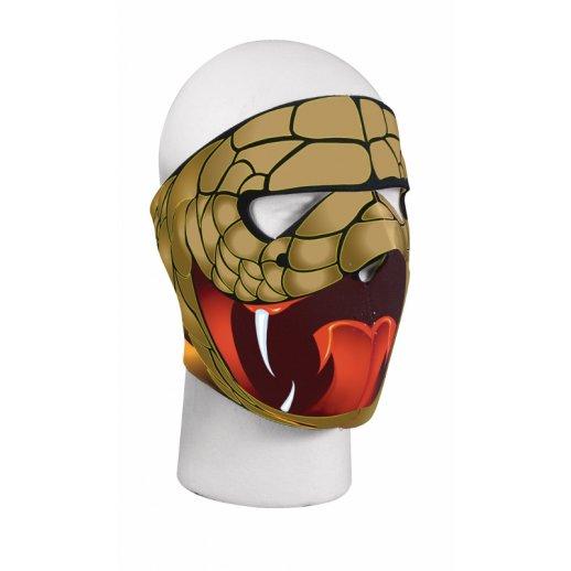 Neopren Cobra ansigtsmaske