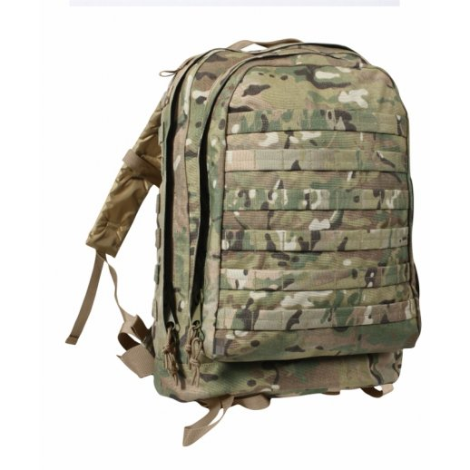 Assault Pack i Multicam
