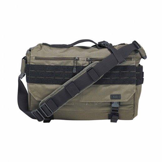 5.11 RUSH Taske - Delivery messenger LIMA - Oliven