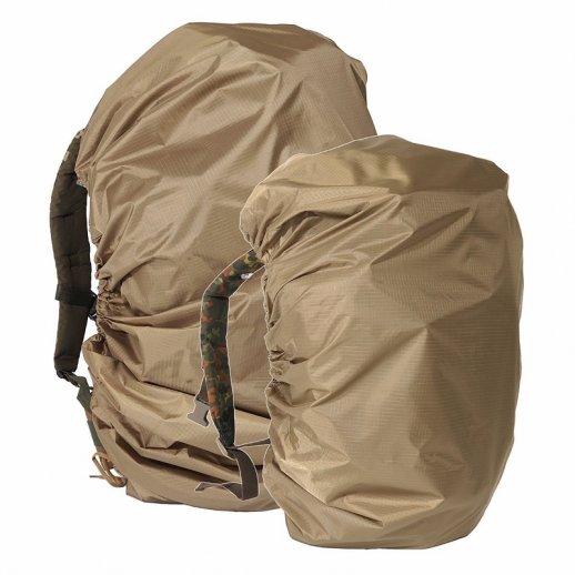 Regnslag til rygsæk op til 80 Liter - COYOTE