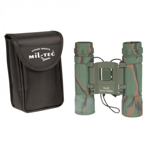 Kompakt Camouflage Kikkert 10x25mm