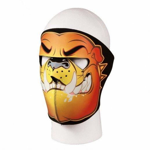 Neopren Bulldog ansigtsmaske FULLFACE
