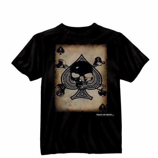 T-shirt Death Card