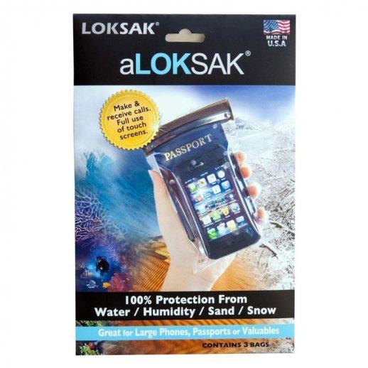 aLOKSAK medium - 2 stk Vandtætte Poser