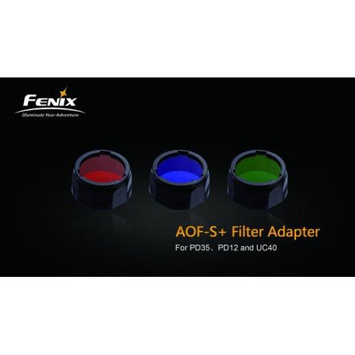 Fenix Filter Adapter Small +