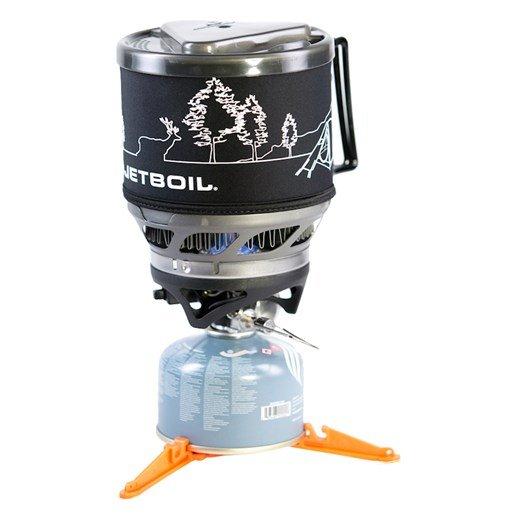 Jetboil MiniMo Gasbraender - Sort