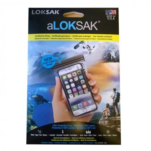 aLOKSAK Small - 2 stk Vandtætte Poser