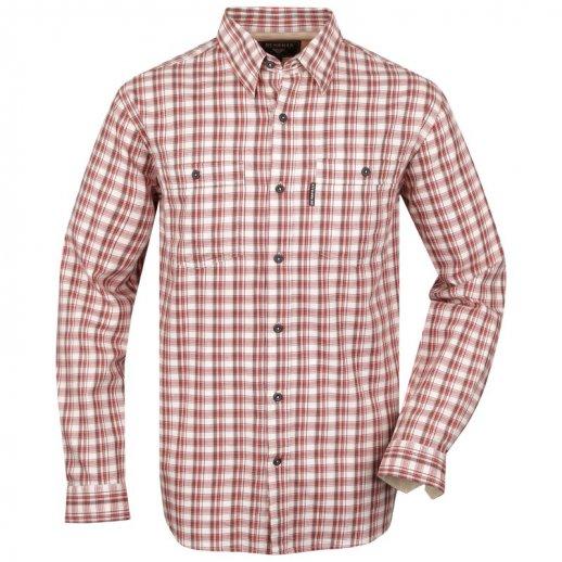 BUSHMAN Skjorte BEROL - Beige