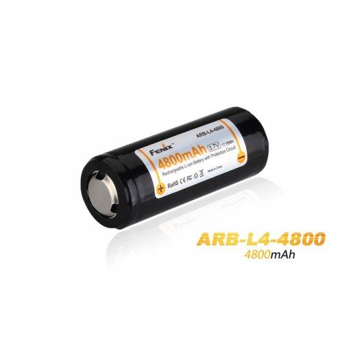 Fenix 26650 Li-ion Batteri - 4800mAh