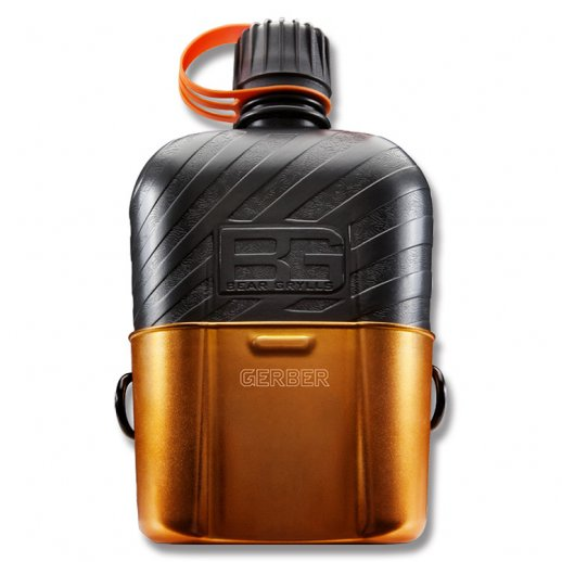 Gerber - Bear Grylls Canteen Water Bottle