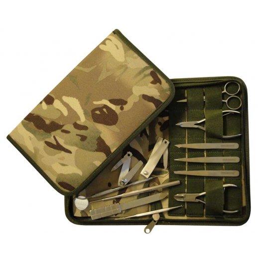 Manicure Folder fra Pierre Beauvais - Camouflage