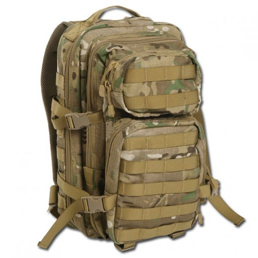 US Assault Pack Small - Multicam