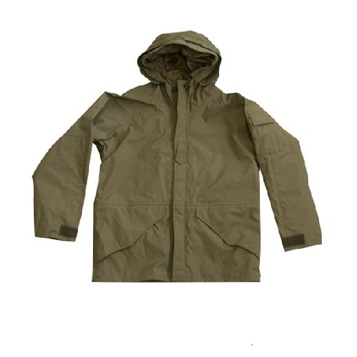Regnjakke - US Parka Cold Weather Gen II - OLIVEN