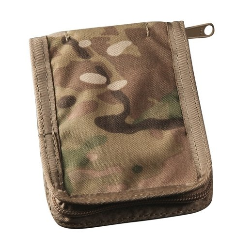 Cover til notebook brystlomme - Multicam