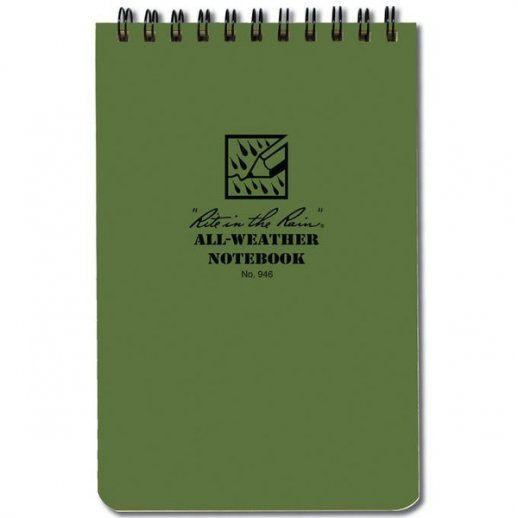 Rite In The Rain - Tactical Notebook, Lårlomme
