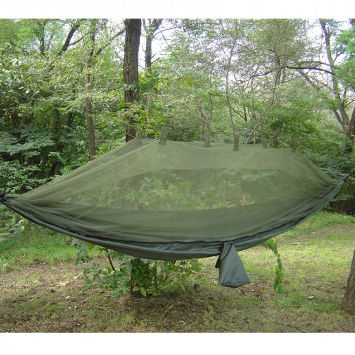 Snugpak Jungle Hængekøje med myggenet