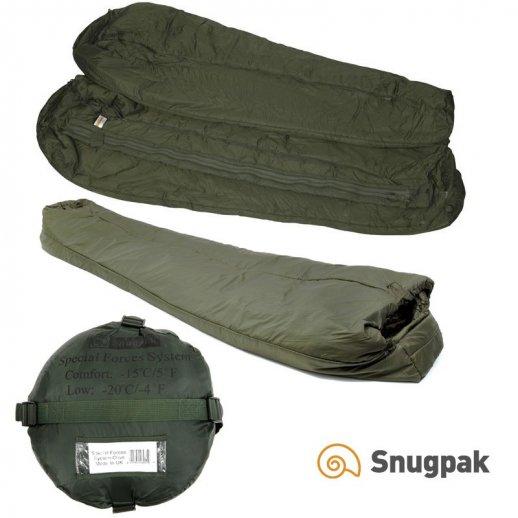 Snugpak Special Forces Complete System - OLIVEN