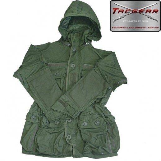TACGEAR Smock Version II Oliven