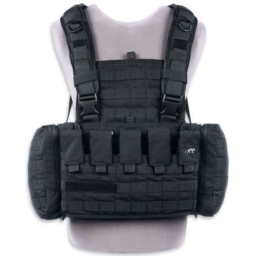 Tasmanian Tiger - Chest Rig MKII M4 - SORT