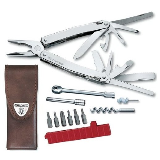 Victorinox Multitool - Swiss Tool Spirit Plus