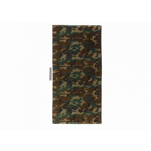 Badehåndklæde i Camouflage