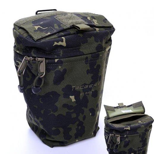 TACGEAR - Drop Leg Pouch i M84 Camo