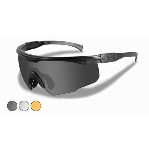 Wiley X PT-1 Smoke/Clear/Light Rust