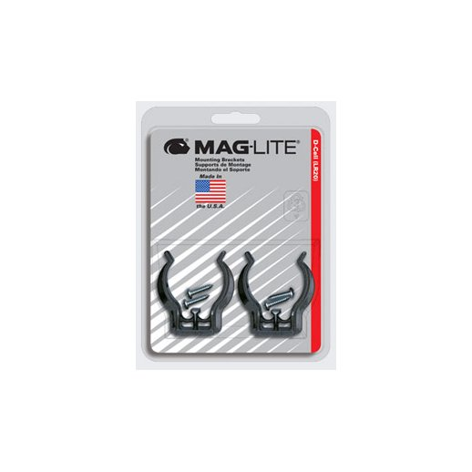 Maglite Mounting Bracket til D-Cell