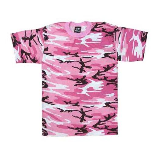 Smart t-shirt pink