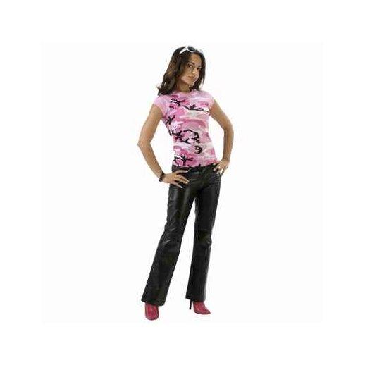 Smart t-shirt pink/uden ærmer