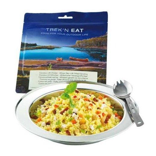 Trek'n Eat - Couscous med kylling - 200 g