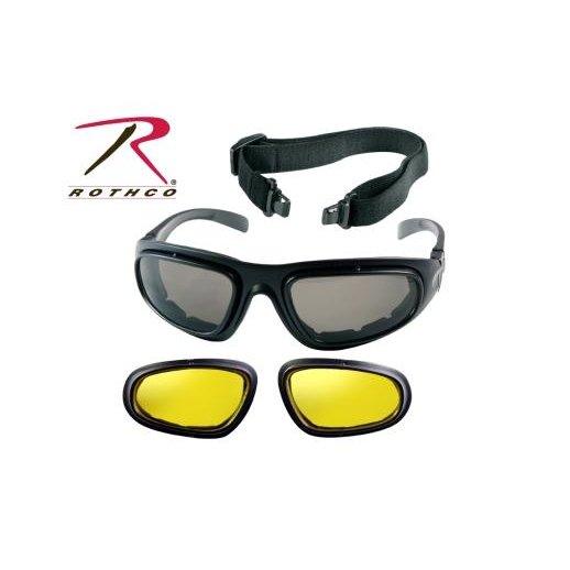 Solbrille Tactical Goggles