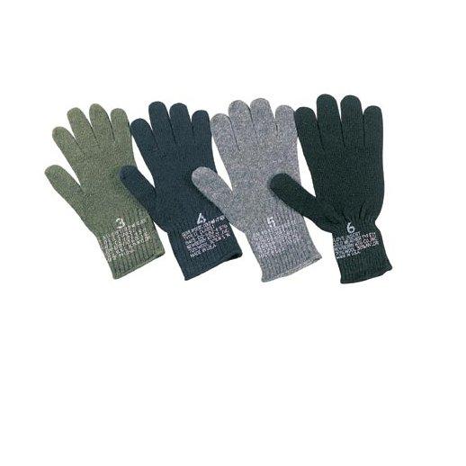Uld fingervanter/handsker