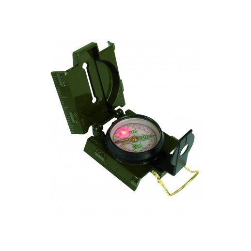 Militær kompas med LED lys