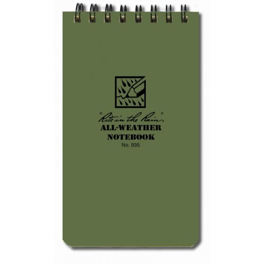 Rite In The Rain - Tactical Notebook - Brystlomme