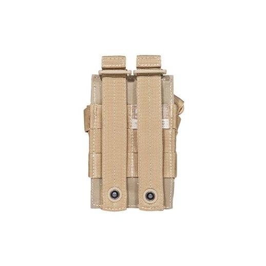 5.11 - Double Pistol Mag Pouch - Sandstone