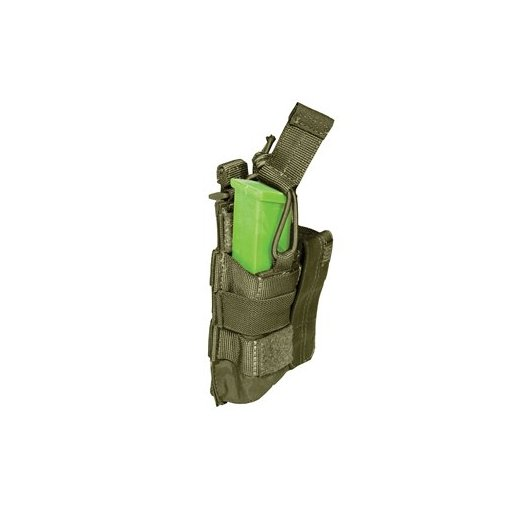 5.11 - Double Pistol Mag Pouch - Oliven