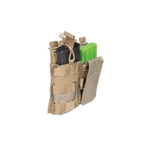 5.11 - Double AR/G36 Mag Pouch - Sandstone