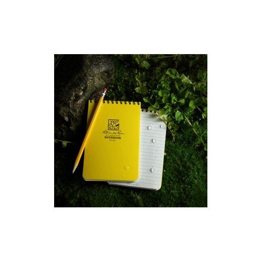 Rite in the Rain Notebook Lårlomme - GUL