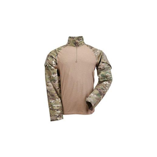 5.11 Rapid Assault Shirt i Multicam