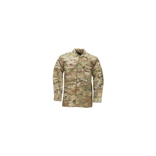 5.11 MultiCam TDU Long Sleeve Shirt