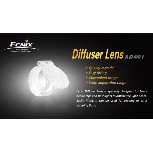 Diffuser Lens